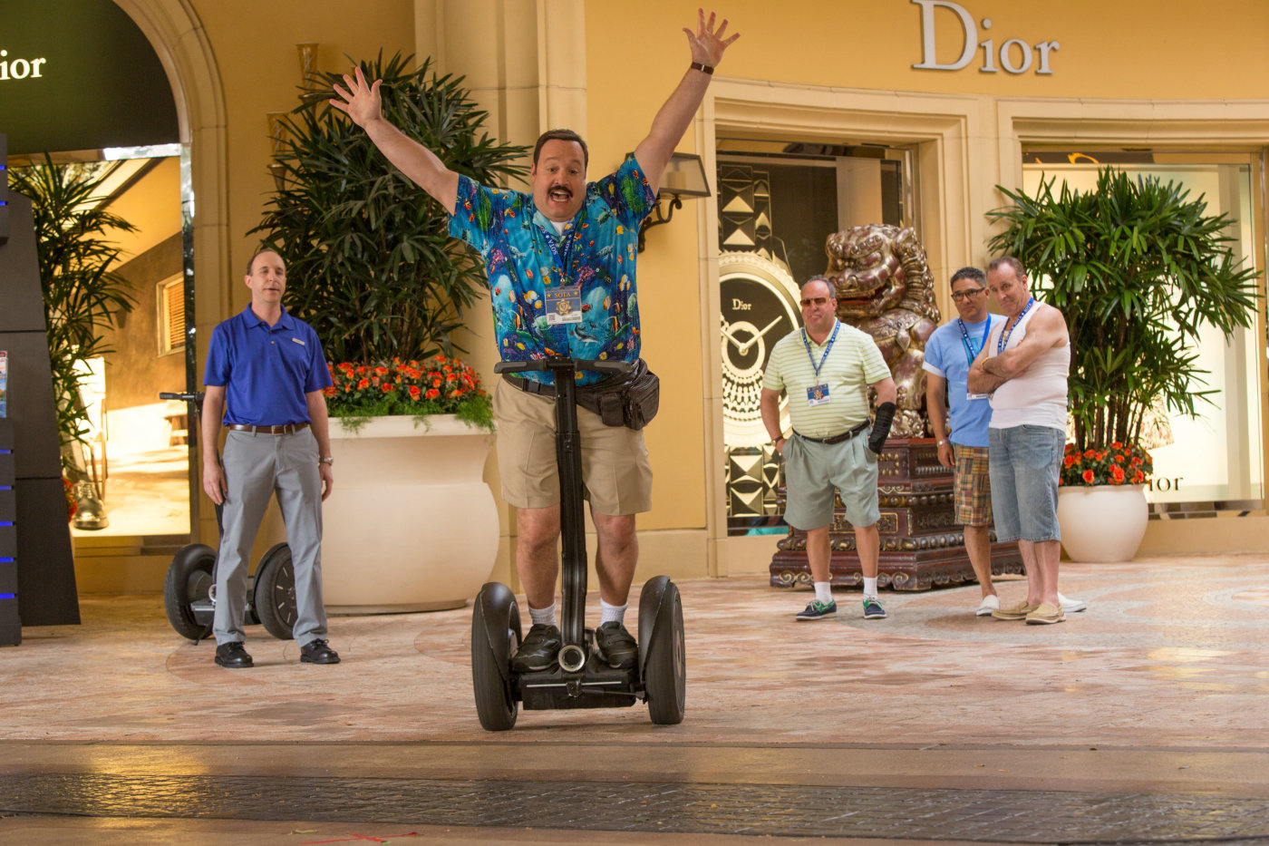 PAUL BLART: MALL COP 2, or: The Film That Nearly Broke Me – MOVIOCRITY