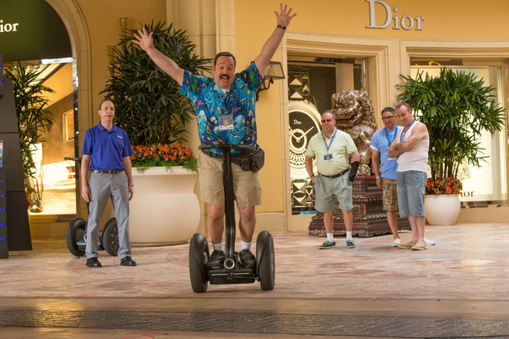 PAUL BLART: MALL COP 2 (2015). Director: Andy Fickman. Cinematographer: Dean Semler.