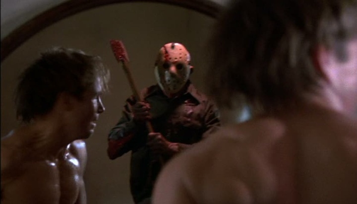 FRIDAY THE 13TH PART V: A NEW BEGINNING (1985). Director: Danny Steinmann. Cinematographer: Stephen L. Posey.