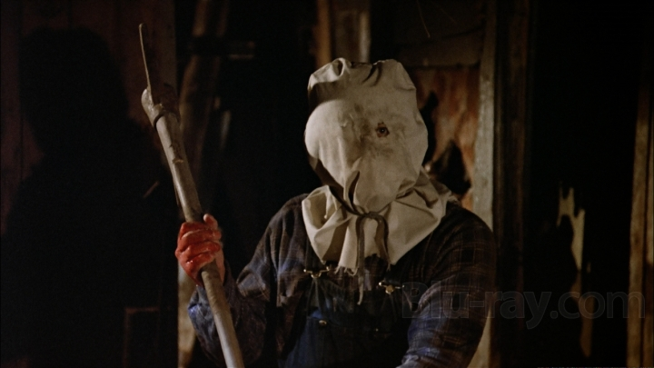 FRIDAY THE 13TH PART 2 (1981). Director: Steve Miner. Cinematographer: Peter Stein.