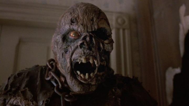 FRIDAY THE 13TH PART VII: THE NEW BLOOD (1987). Director: John Carl Buechler. Cinematographer: Paul Elliott.