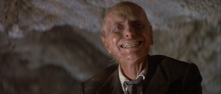 POLTERGEIST II: THE OTHER SIDE (1986). Director: Brian Gibson. Cinematographer: Andrew Laszlo.
