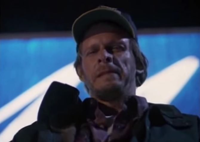 STREET CORNER JUSTICE (1996). Director: Chuck Bail. Cinematographers: David Golia, Doug O'Neons.