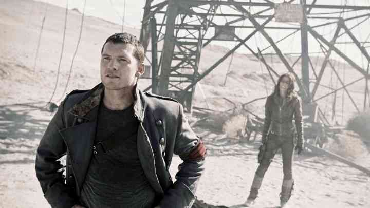 TERMINATOR: SALVATION (2009). Director: McG. Cinematographer: Shane Hurlbut.