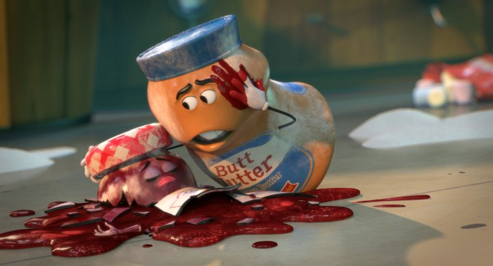 sausage party full movie online free watch dailymotion